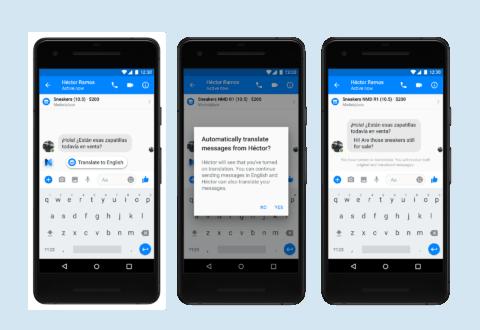 Messenger Translations