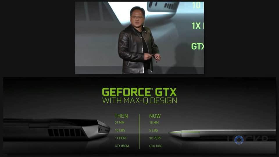 Nvidia MaxQ Presentation