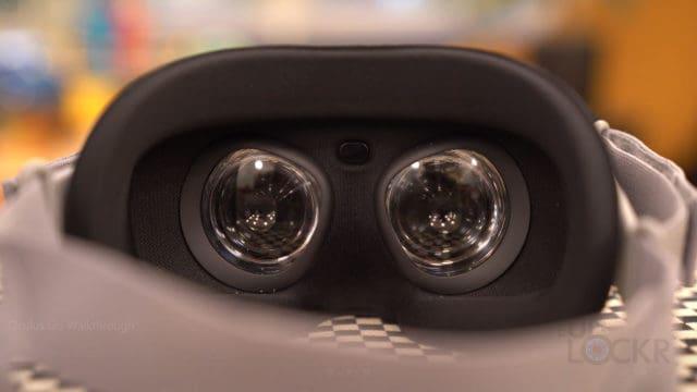 Oculus Go Screen