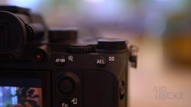 Sony A7III AEL