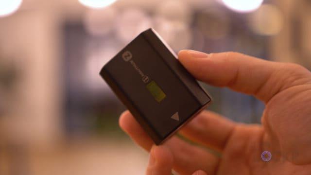 Sony A7III Battery