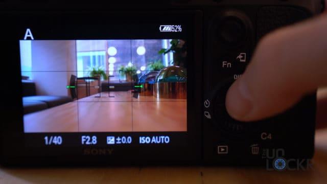 Sony A7III Main Wheel