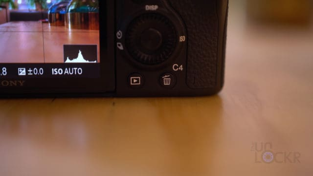 Sony A7III Playback and Delete