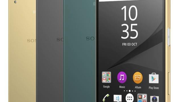 Sony Xperia Z5 ROMs