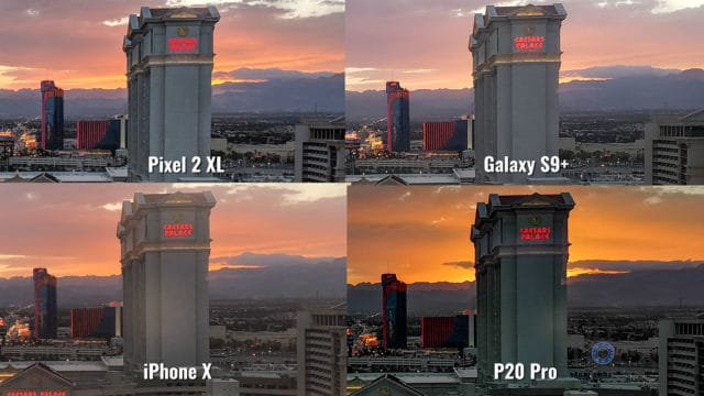 Vegas Photo Night Mode Zoomed In