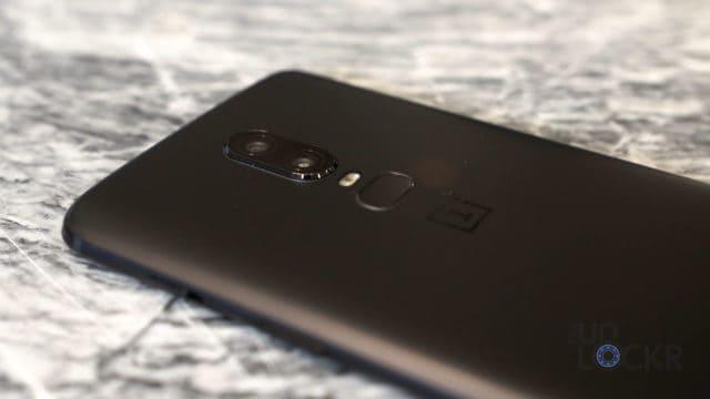OnePlus 6 Matte Black