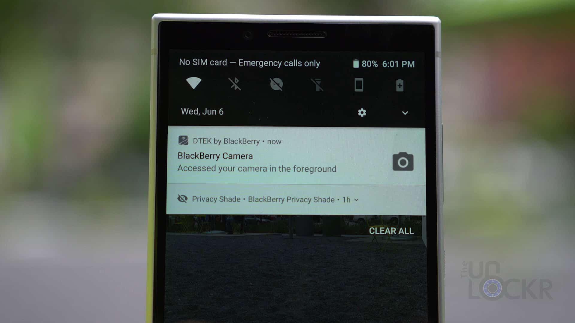 Blackberry key2 complete walkthrough permission notifications reheart Images