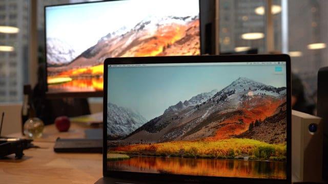 MacBook Pro with NVIDIA GTX 1080 Ti