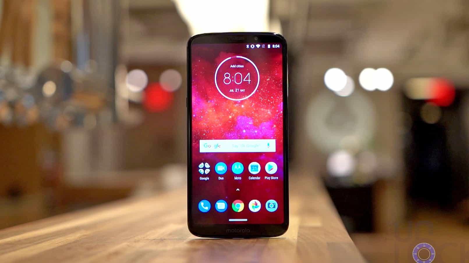 Motorola Moto Z3 Play Complete Walkthrough