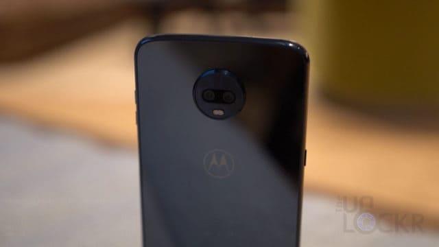 Motorola Camera Bump