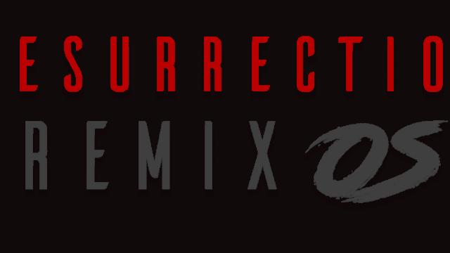 Resurrection Remix