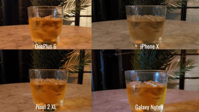 Note9 vs iPhone X vs Pixel 2 Xl vs OnePlus 6