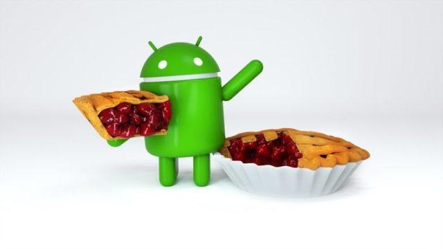 AOSP Pie