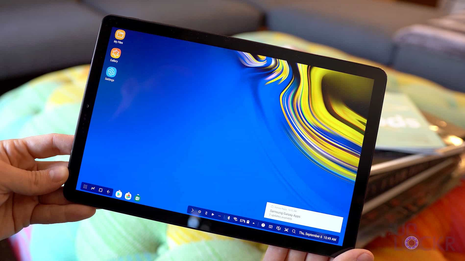 Galaxy Tab S4 Complete Walkthrough  A More Productive Tablet