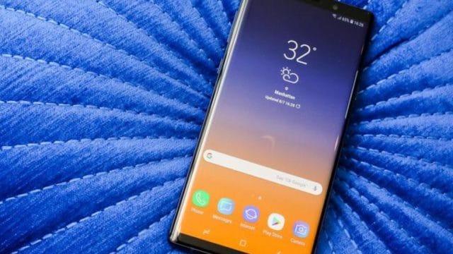 Samsung Galaxy Note9 ROMs