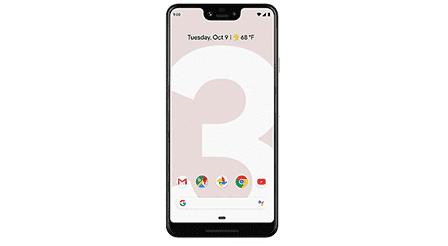Google Pixel 3 XL ROMs