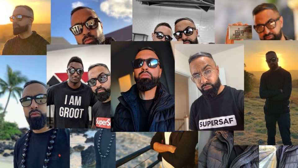 Supersaf Selfies