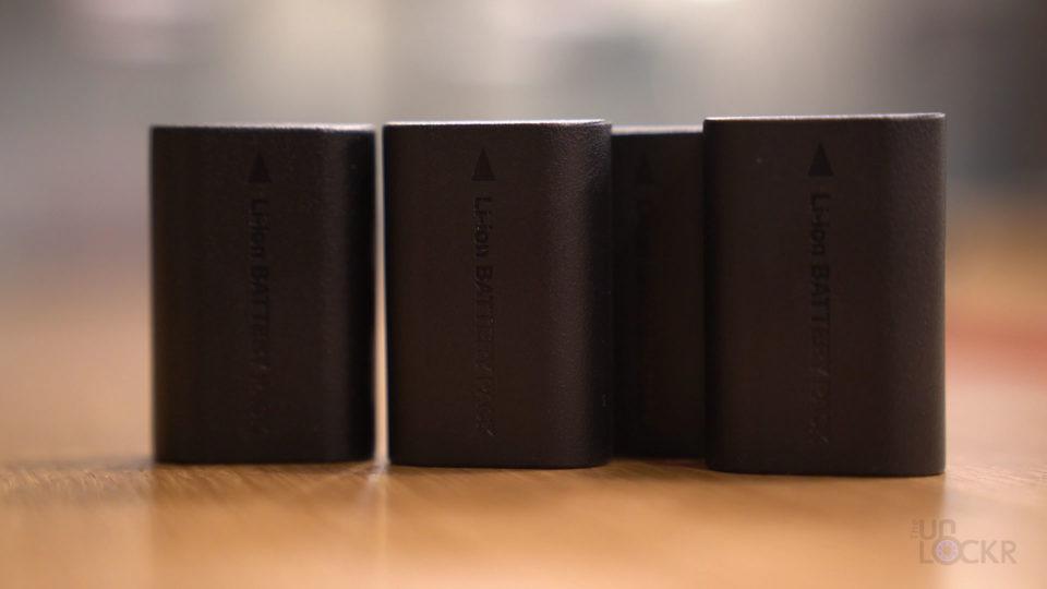 Canon Batteries