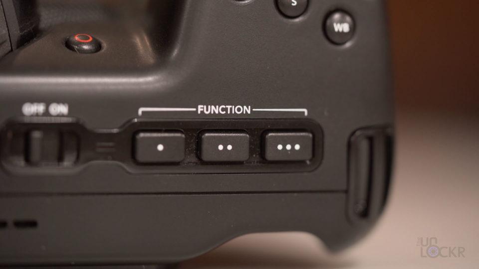 Preset Buttons