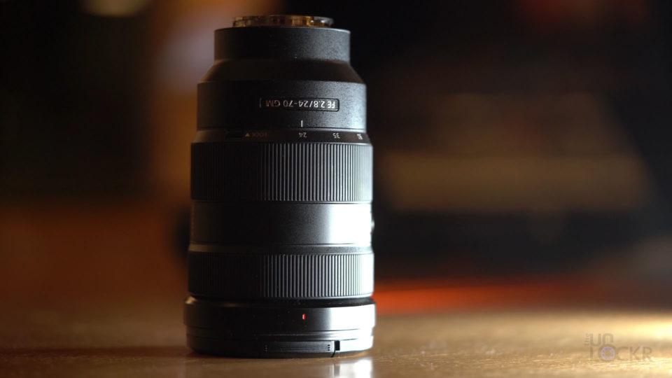 Sony 24-70mm G Master