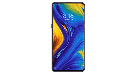 Xiaomi Mi Mix 3 ROMs