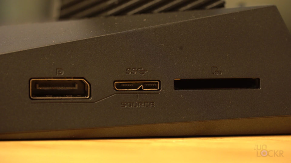 Asus Dock Ports 1