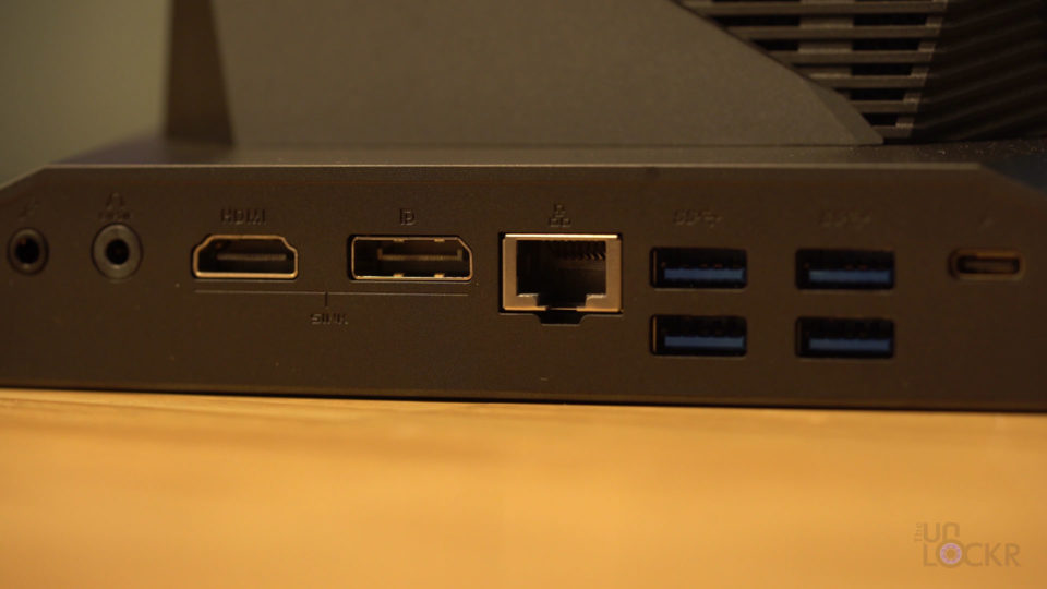 Asus Dock Ports 2