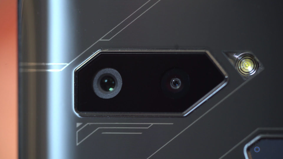 Close Up of Rear Cameras