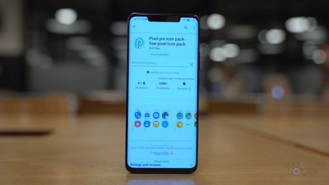 How to Make the Mate 20 Pro Look like Stock Android