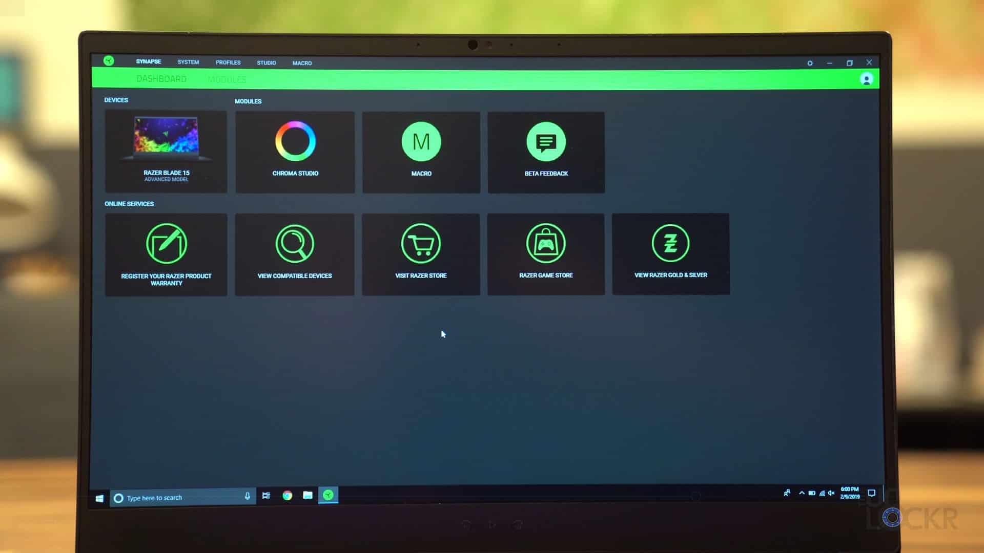 Razer Blade 15 (2019) Complete Walkthrough: RTX Graphics