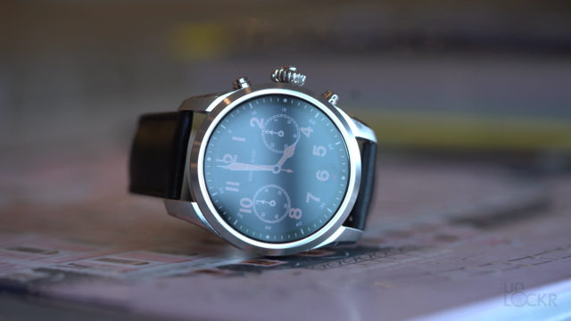 Watch on Marble Table