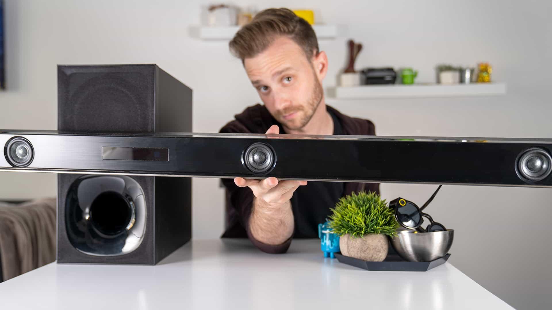 Sony Ht Z9f Soundbar Complete Walkthrough Closest To