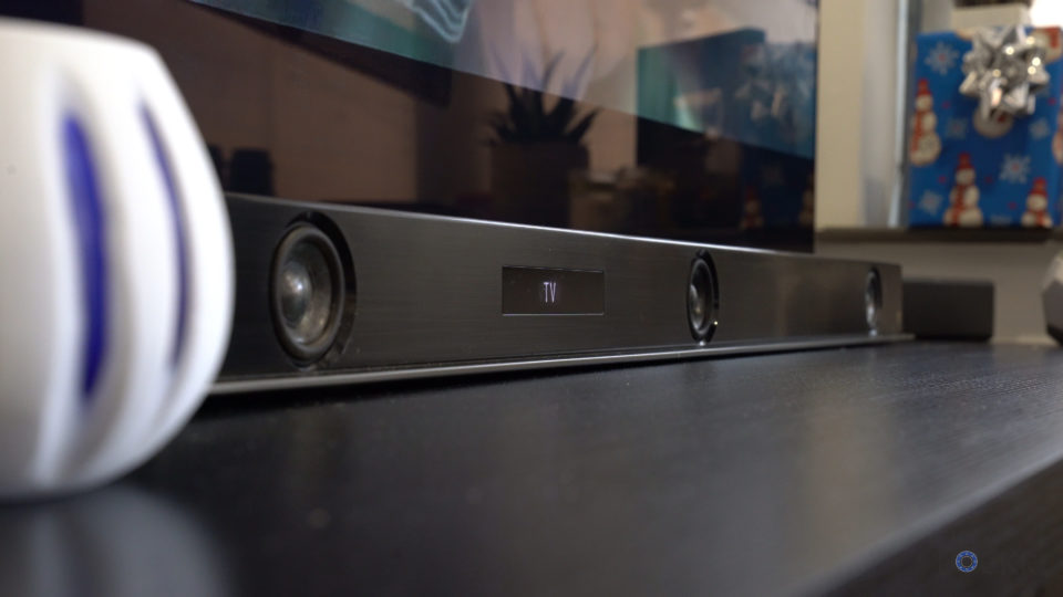 Sony Soundbar No Grill