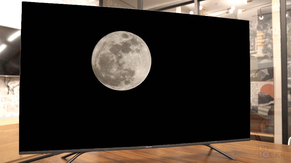 TV Moon OLED
