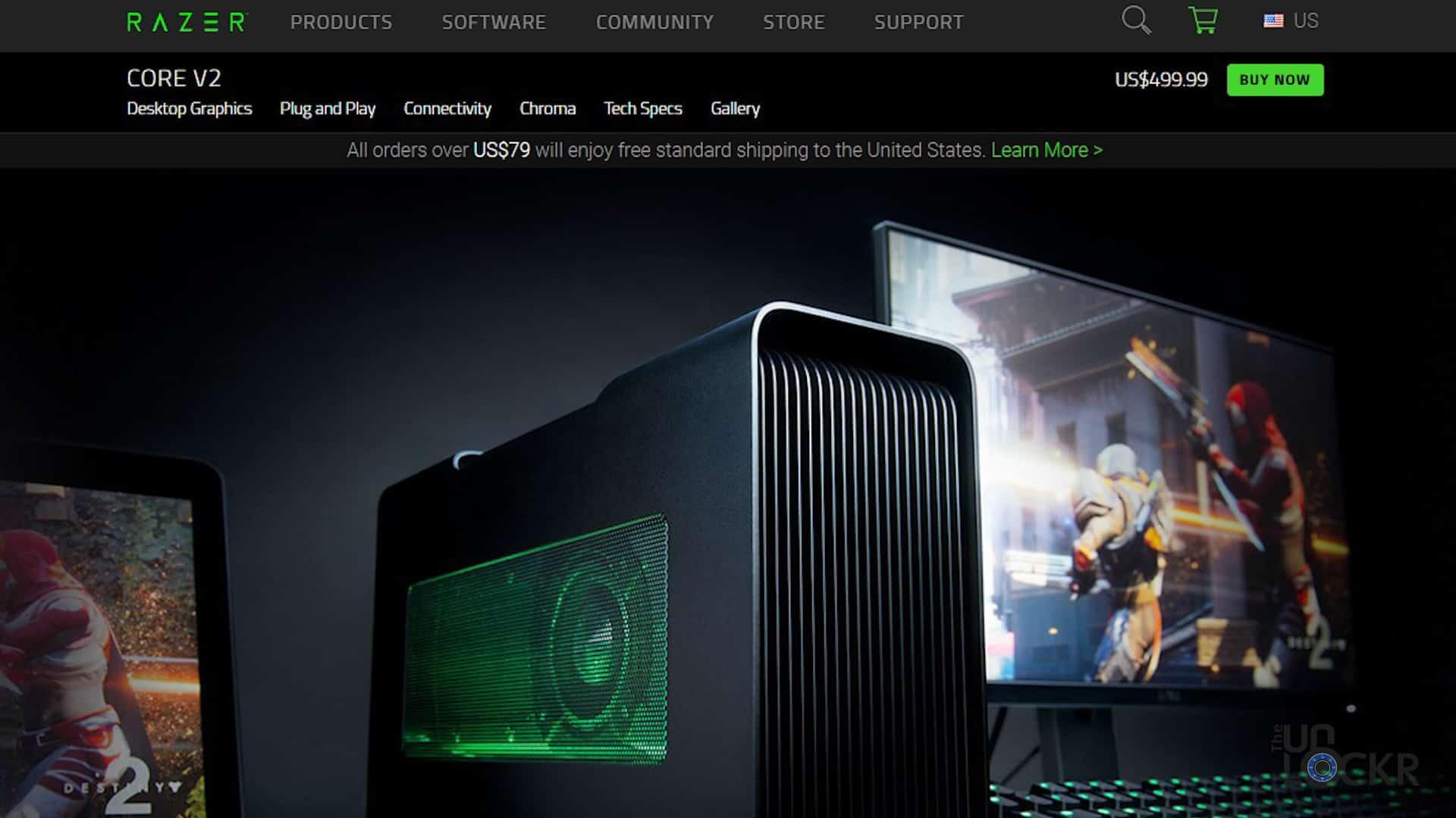 Razer Core X Chroma: The Ultimate eGPU Dock