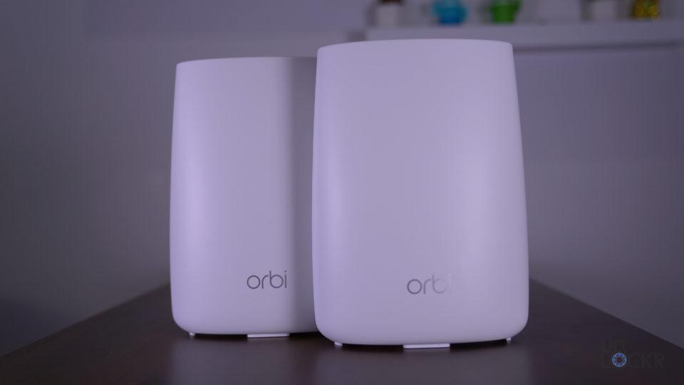 Netgear Orbi Two Hubs
