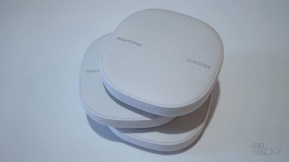SmartThings Three Hubs