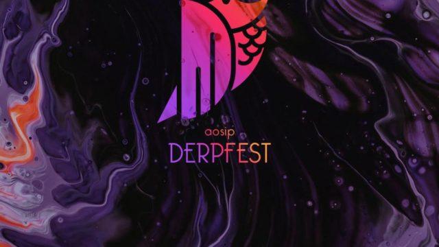 DerpFest MOD