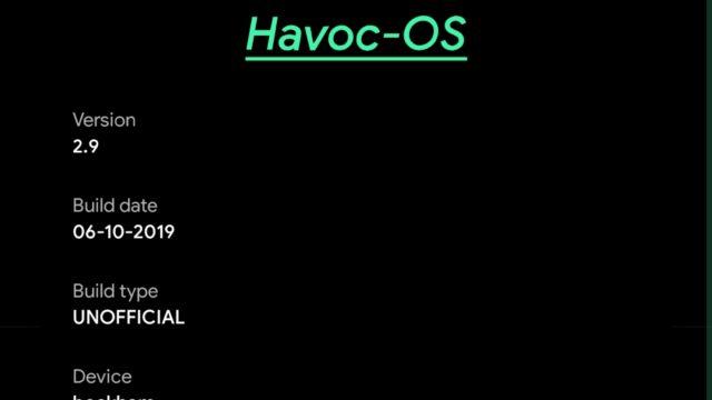 Havoc-OS