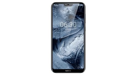 Nokia 6.1 Plus ROMs