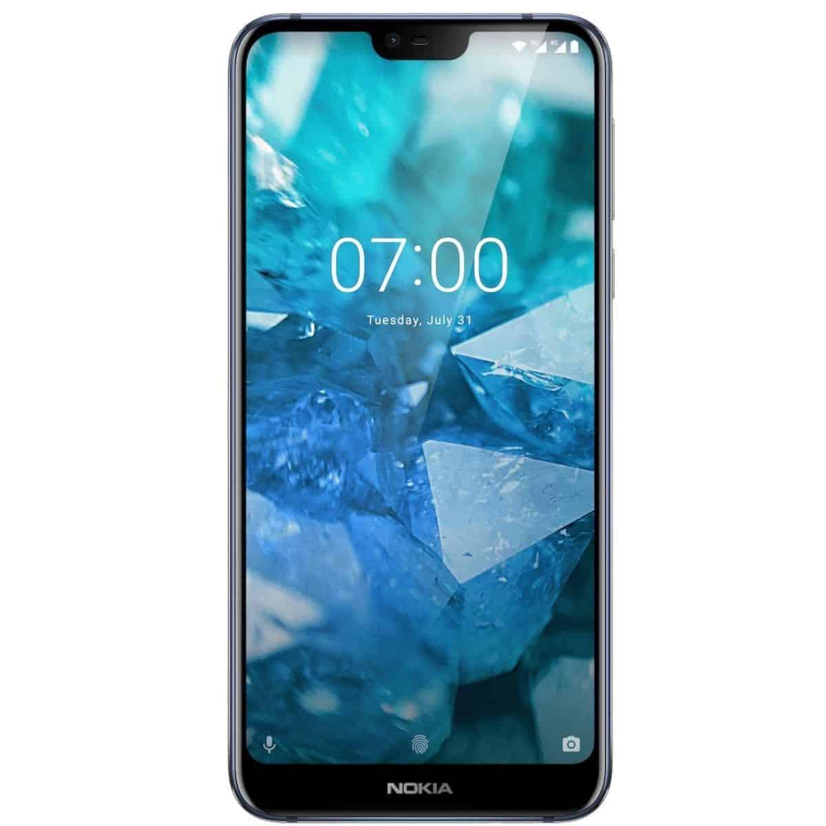 Nokia 7.1 ROMs