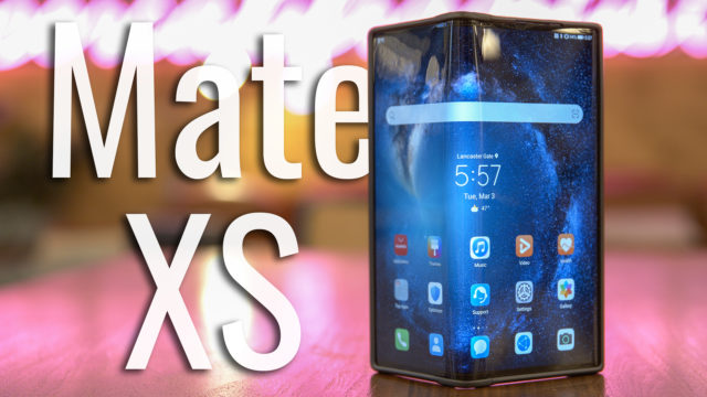 Huawei Mate XS CW Edited