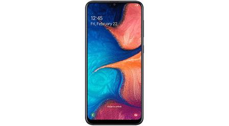 Samsung Galaxy A20 ROMs